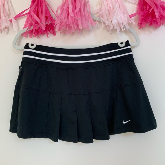 Nike Dresses & Skirts - Black and White Tennis Skirt